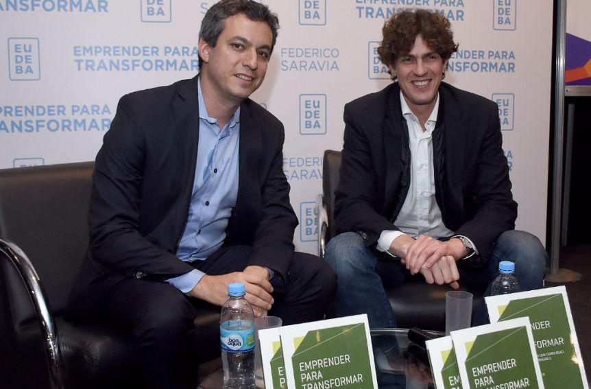 Federico Saravia cambia de trabajo en el gobierno porteño